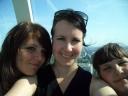 Nora, Anke und Luisa