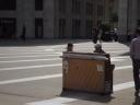 Klavierspieler in London