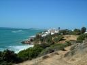 Küste mit Leuchtturm