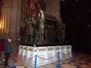 Das Grab von Christoph Kolumbus